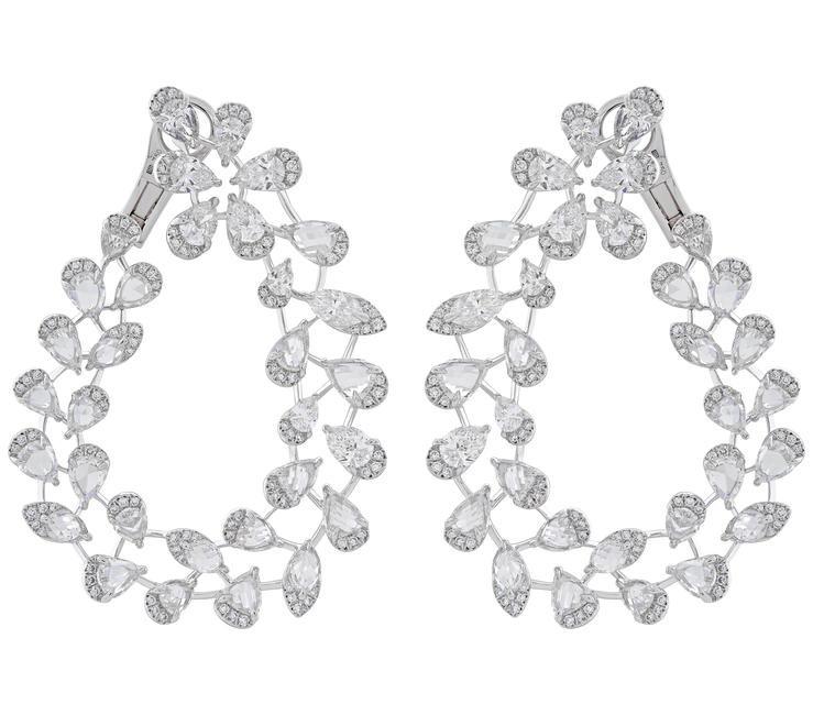 Nirav Modi Earrings, price on request