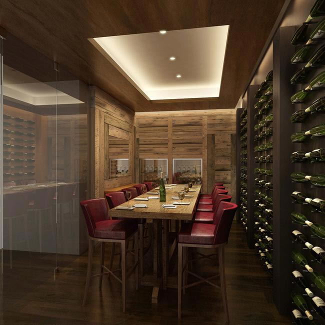 Pa Pa Ya, New Delhi - Wine Room