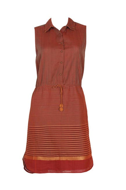 Stripped dress, Grassroot by Anita Dongre, INR6990