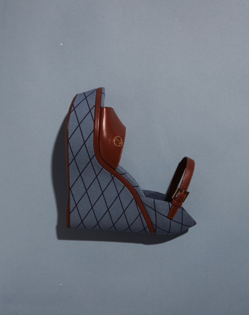 Wedges, Louis Vuitton, price on request