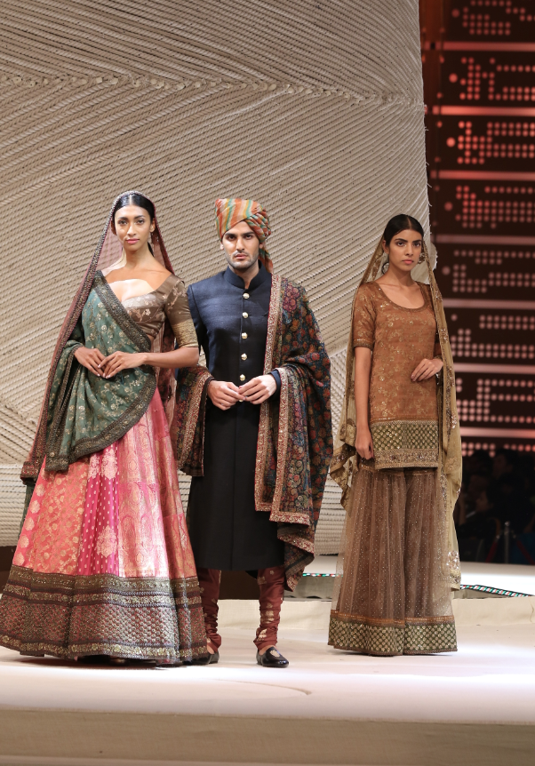 Sabyasachi for Zardozi and Benarasi