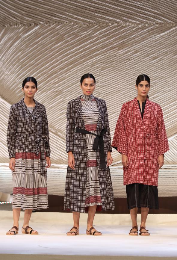 Vineet Rahul for Mohammed Yusuf Khatri - Bagh handicrafts