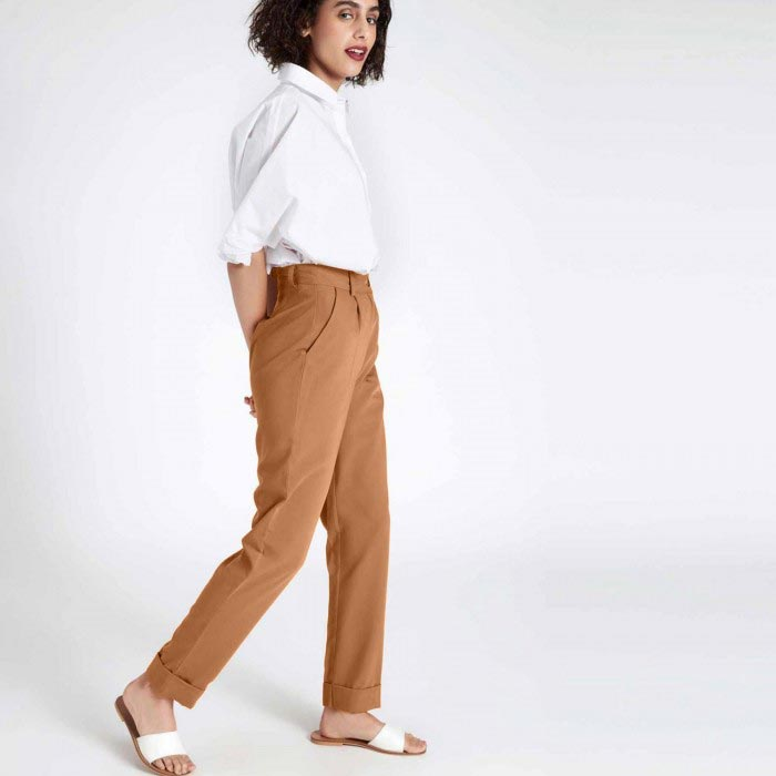 COCOA RELAXED PANTS