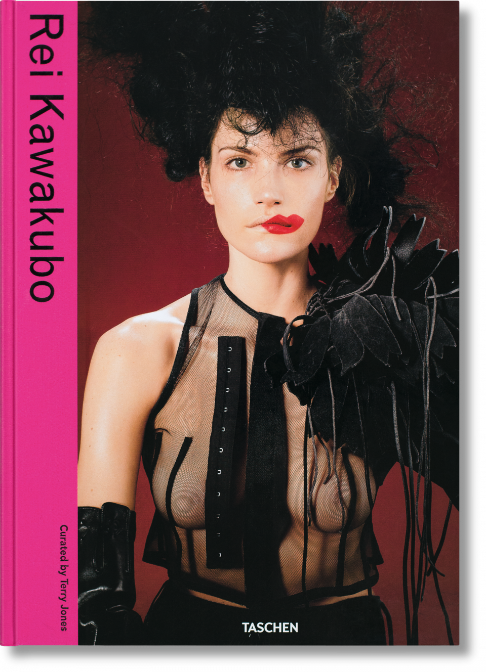 Rei Kawakubo by Terry Jones