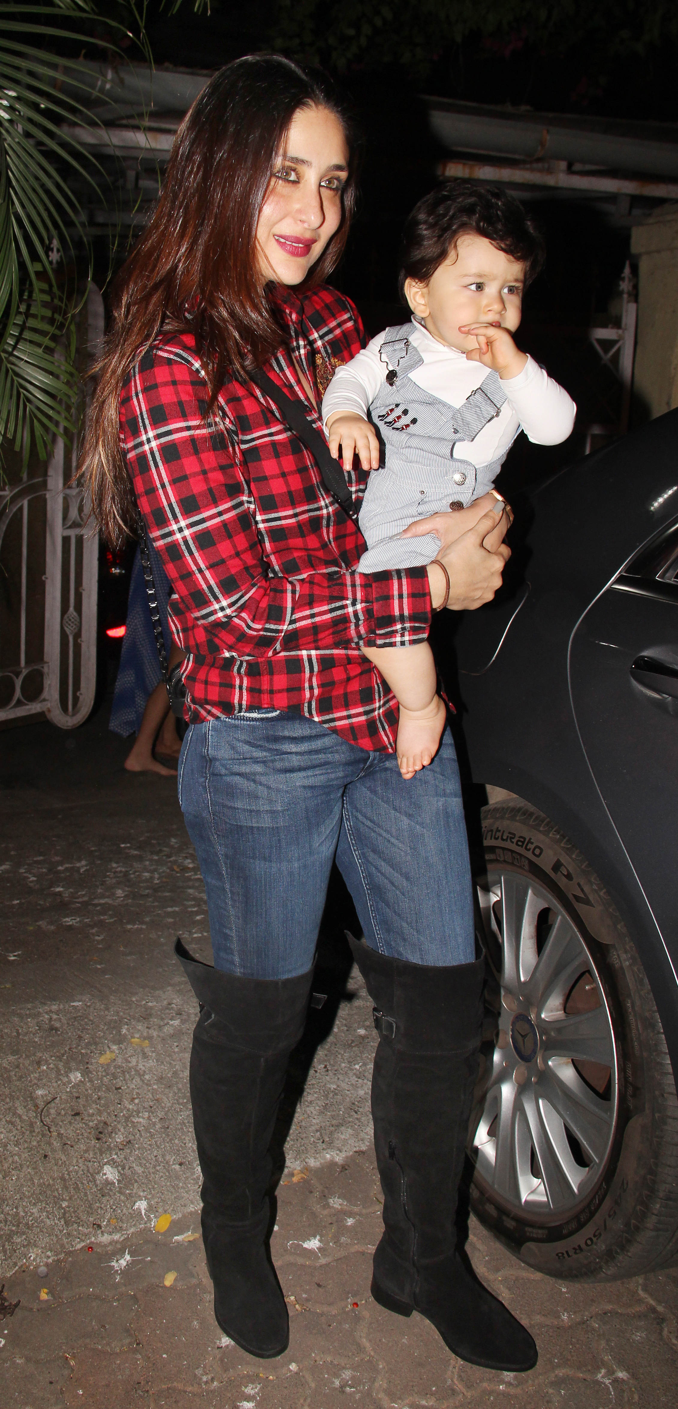 Kareena and Taimur