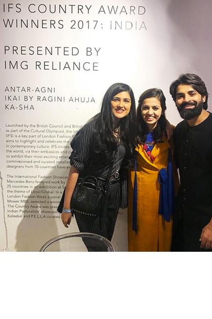 Indian Designers At London Fashion Week Grazia India