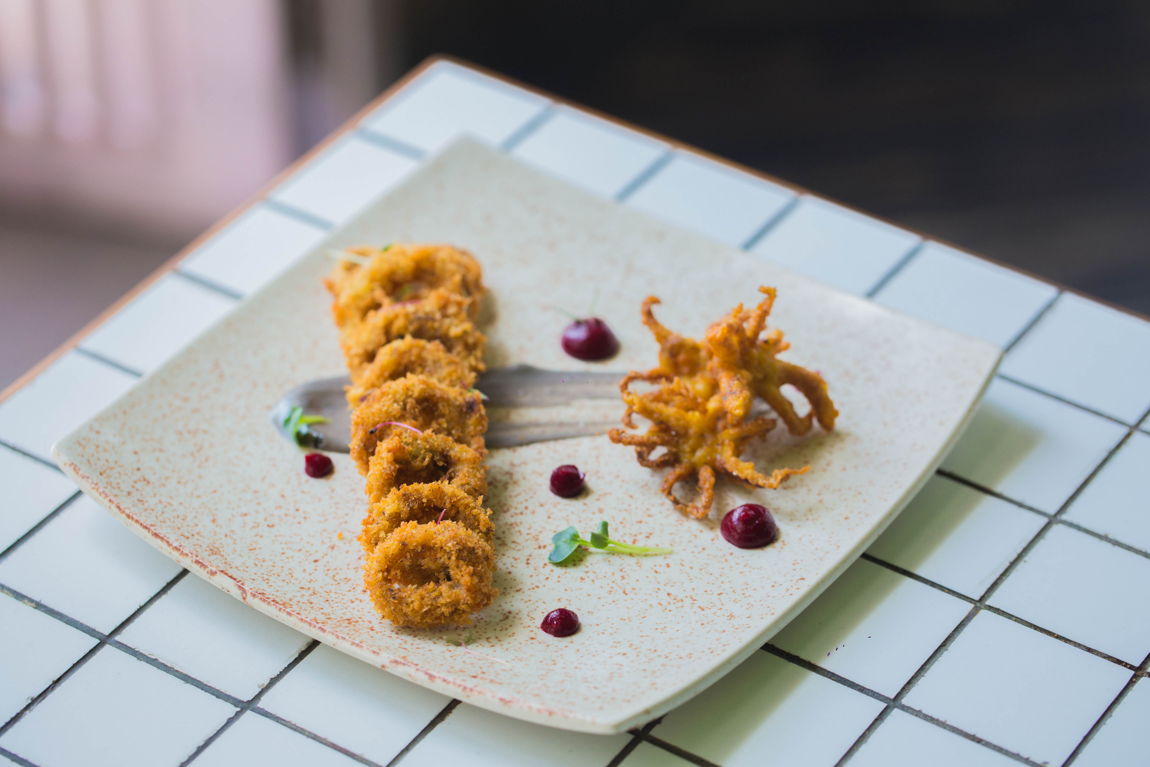 Calamari Croustilant