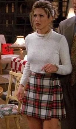 Summer Outfit inspiration From Rachel Green
