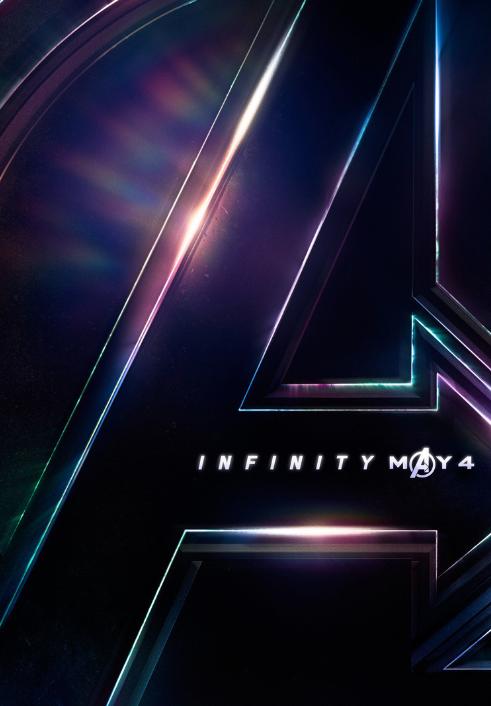 8. Avengers: Infinity War