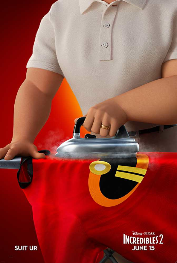 3. The Incredibles 2