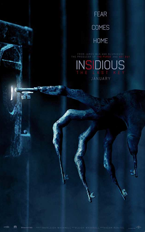 5. Insidious: Chapter 4