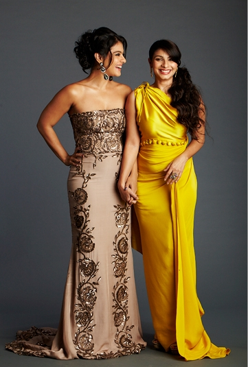 4. Kajol and Tanisha Mukherjee