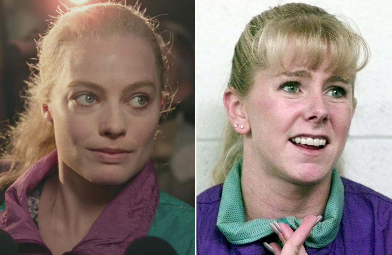 8. Margot Robbie as Tonya Harding