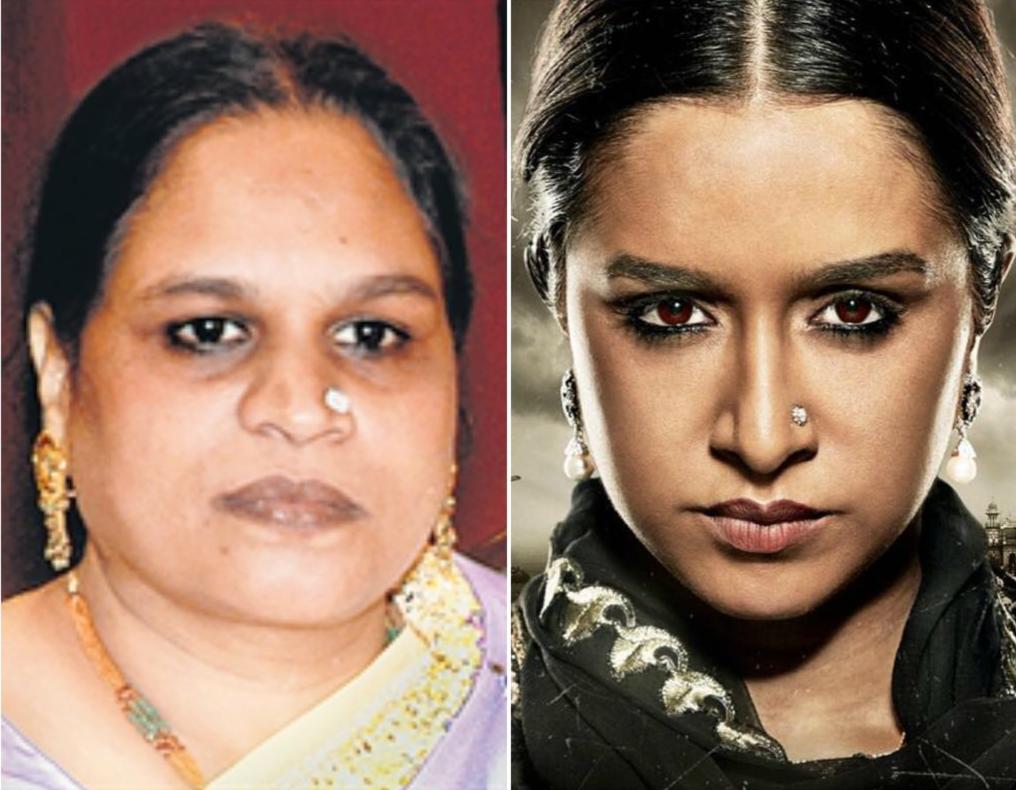 5. Shraddha Kapoor as Haseena Parkar