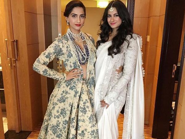 10. Sonam and Rhea Kapoor