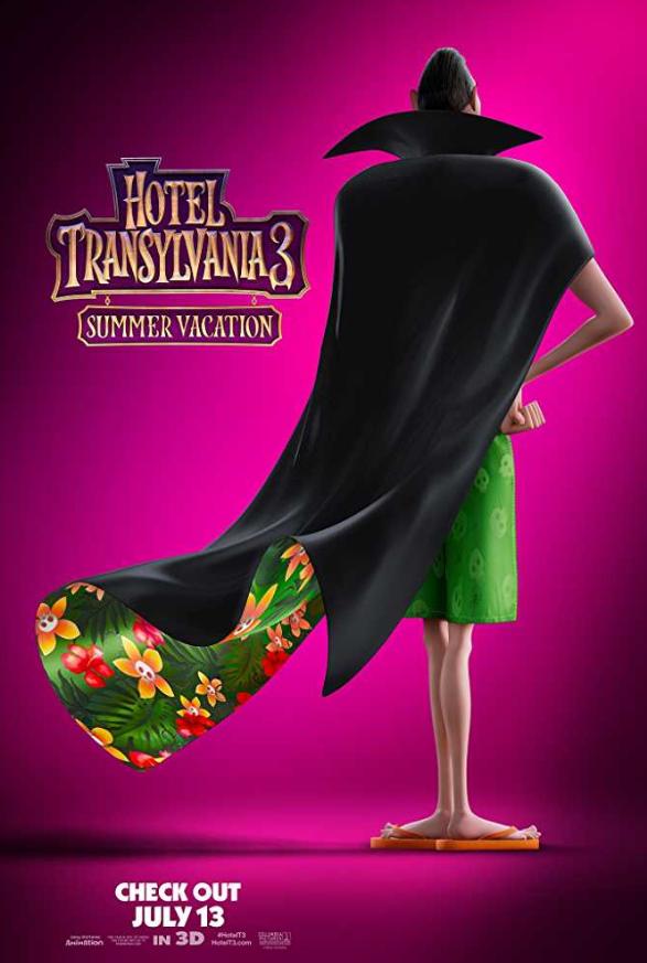 4. Hotel Transylvania