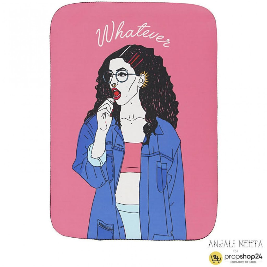 LAPTOP SLEEVE - WHATEVER Rs. 1,250