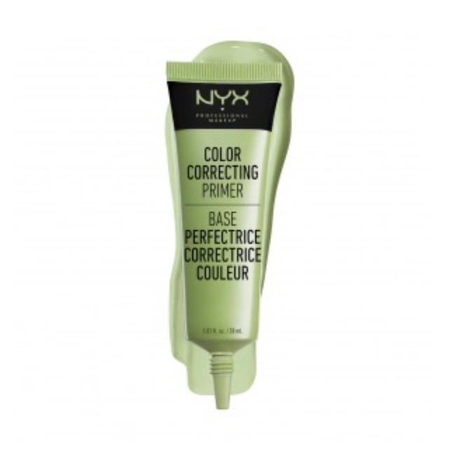 NYX Professional Makeup Color Correcting Liquid Primer - Green