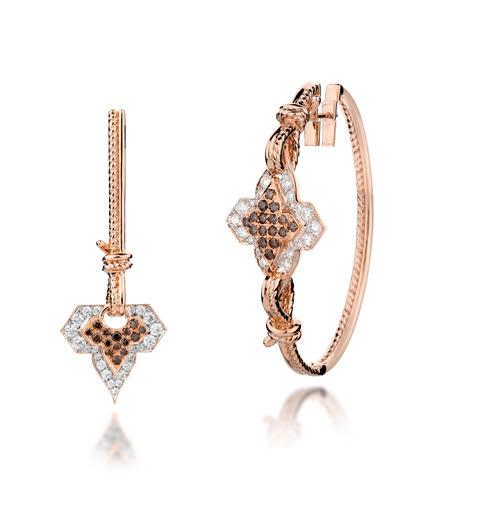 Aayat Monogram Collection Earrings