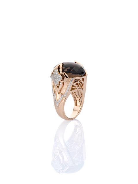Aayat Monogram Collection Ring