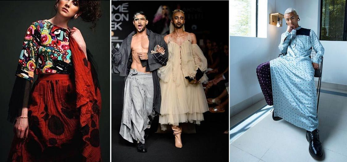 Celebrating Section 377 Verdict Gender-Fluid Fashion Labels We Love  Grazia India-8667
