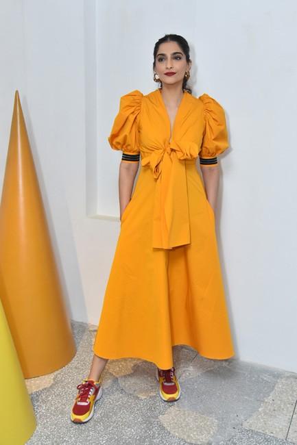 Sonam Kapoor Yellow