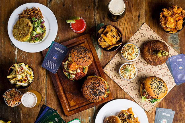 Food Trail: All The Places We Ate At This Month | Grazia India