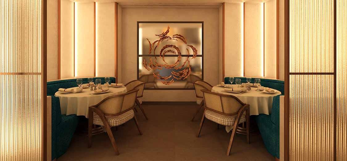 This Restaurant in Mumbai Updates Indian Cuisine with Familiar Flavours