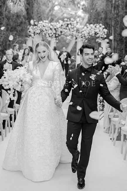 Jonas Wedding