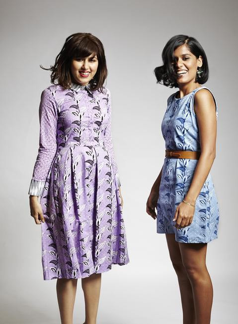 Gauri Verma and Karuna Laungani of JODI