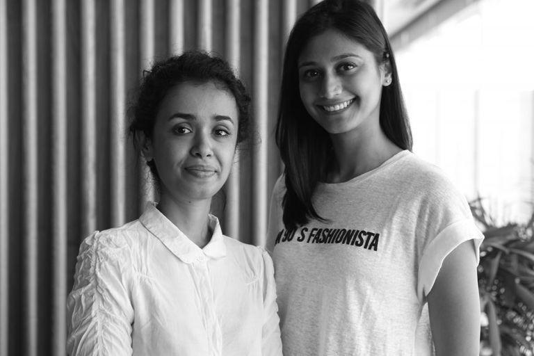 Saaksha and Kinni