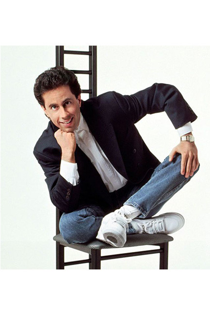Jerry Seinfeld became the unanticipated poster child  for normcore