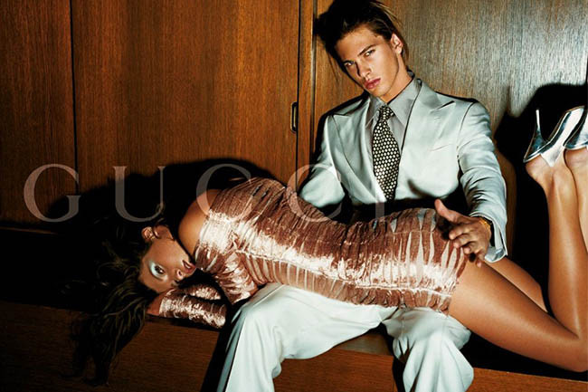 Gucci's high octane ad campaigns from the Tom Ford era