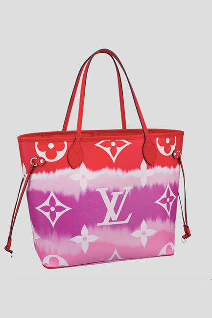 Neverfull LV Escale in Monogram Giant canvas