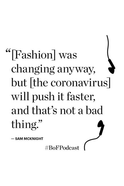 Fashion podcasts to listen to