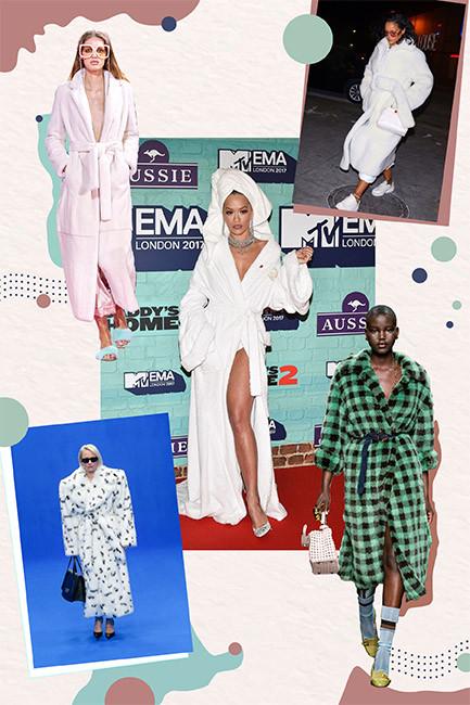 Fashion- Robe Dressing