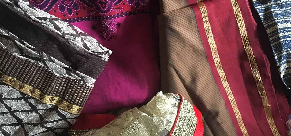 Mummy Ki Sari Project
