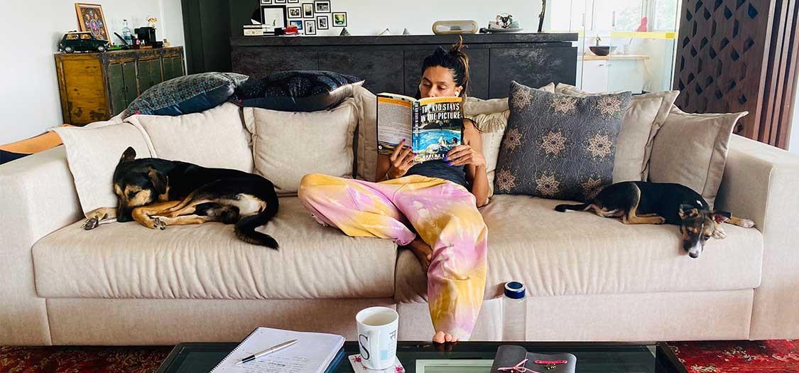Shibani reading