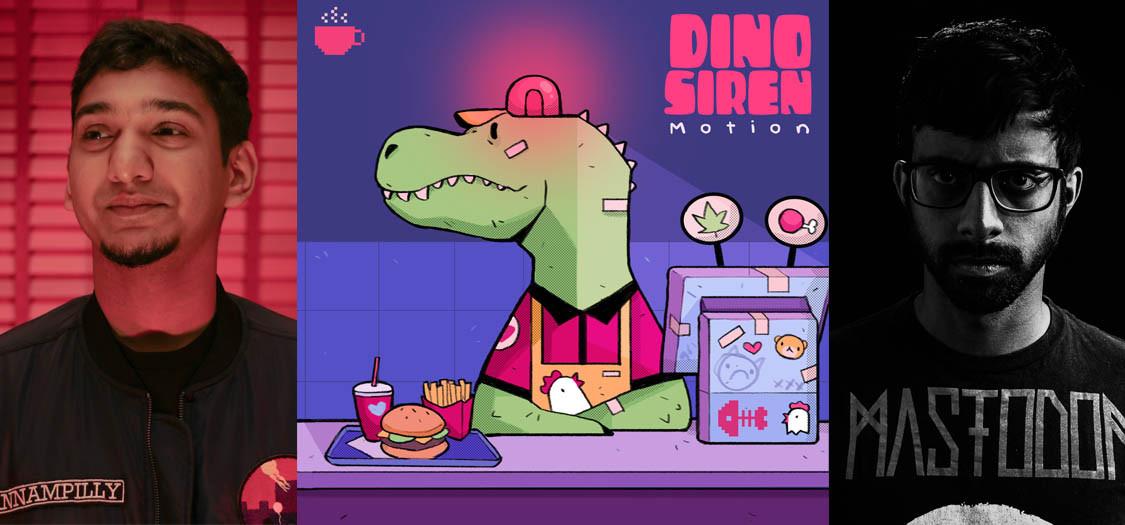 Dino Siren