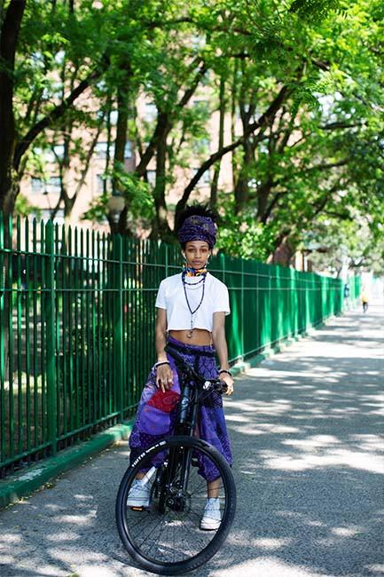Lower East Side, photograph by Scott Schuman