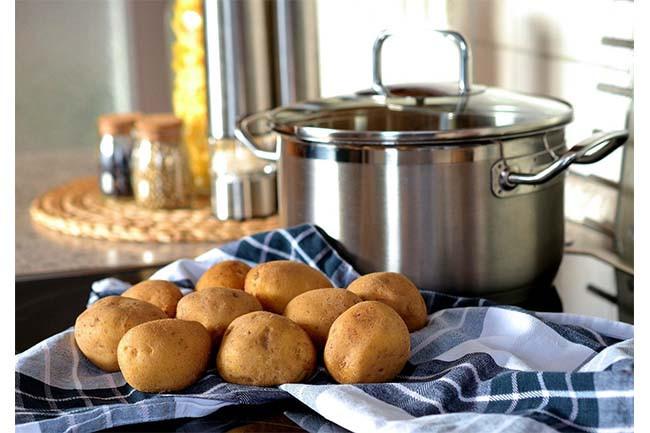 Dark Circles Remedy Potato Juice