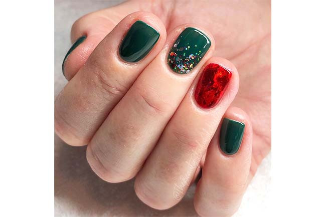 Simple Nail Art Designs Classic With A Revamp