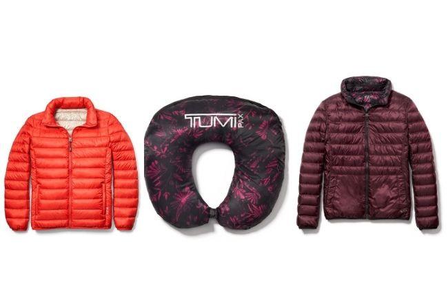 TUMI PAX Puffer Jacket