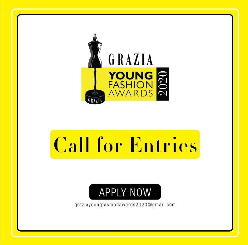 Grazia Young Fashion Awards 2020
