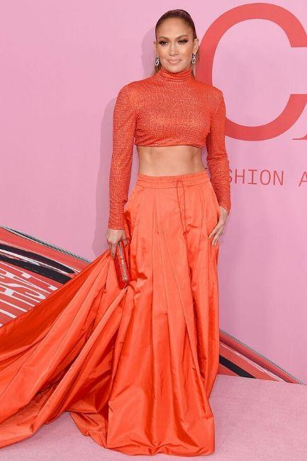 Jennifer Lopez in Ralph Lauren