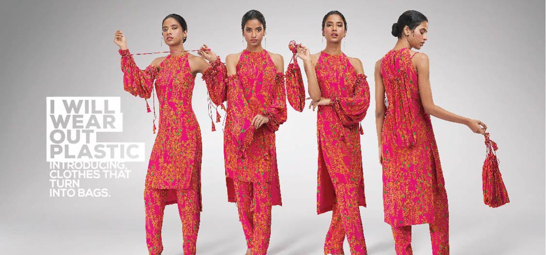 Masaba Gupta Is Making Outfits That Can Double Up As Your Grocery Bag Grazia India