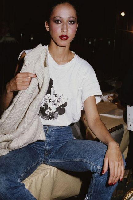 Pat Cleavland in 1989
