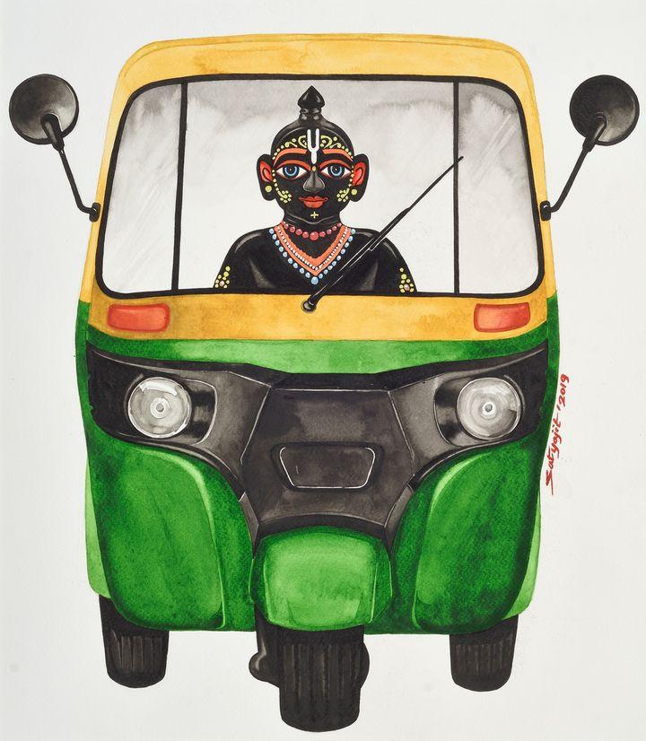 Satyajit Roy