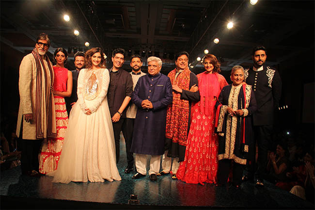 Manish Malhotra Celebrates 15 Years Of His Label S Success Grazia India