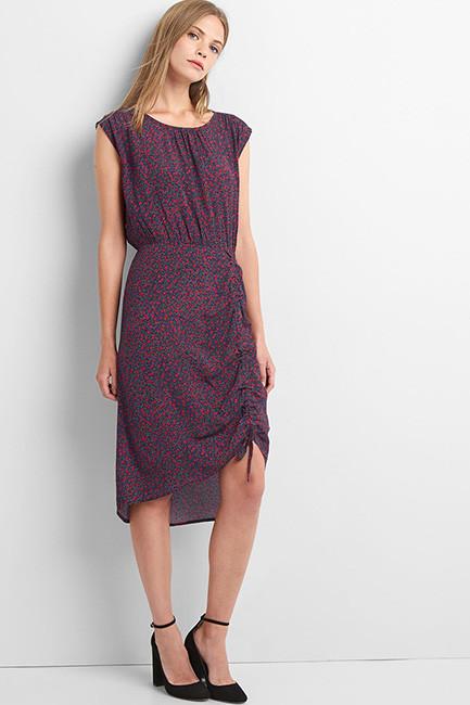 Ruched dresses